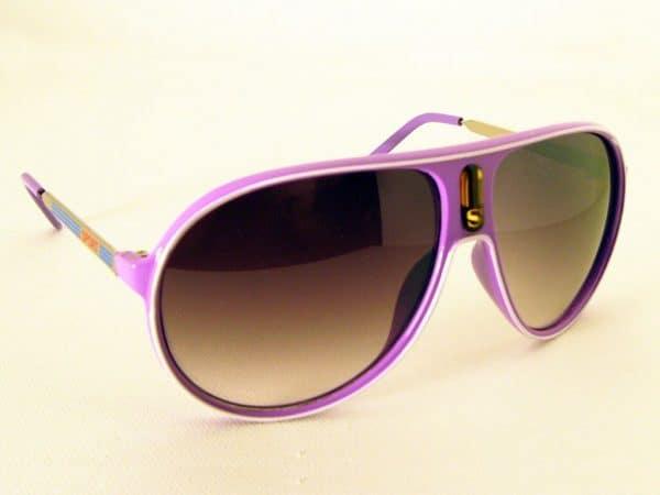 Aviator Sport (lilla) - Retro solbrille