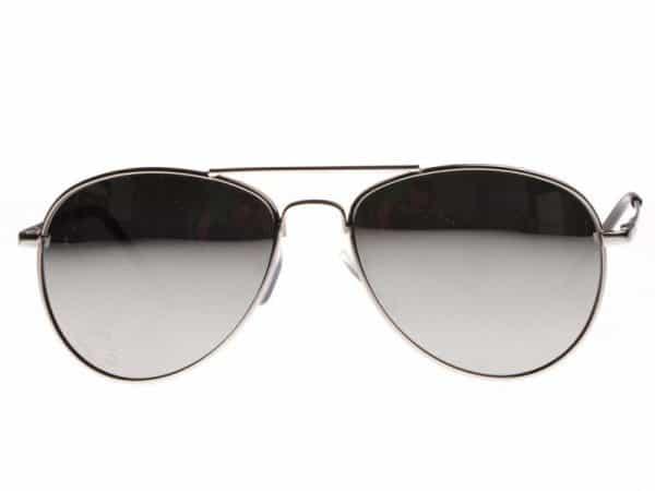 Pilot Silver Mirror- Pilot solbrille