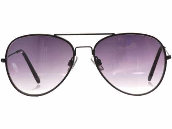 Pilot Smoke (svart) - Pilot solbrille