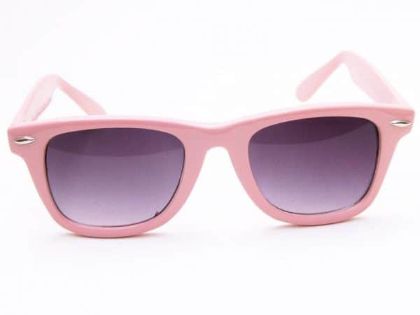 Wayfarer Smal (beige) - Wayfarer solbrille