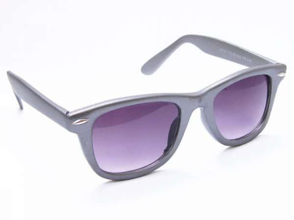 Wayfarer Smal (silver) - Wayfarer solbrille