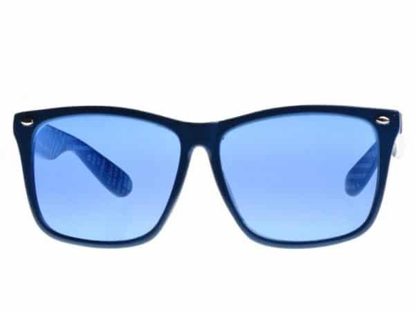 Wayfarer Oversized (blå) - Wayfarer solbrille