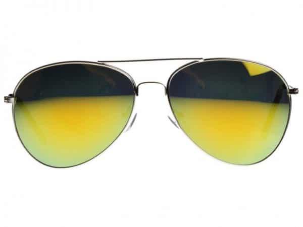Pilot Yellow Mirror - Pilot solbrille