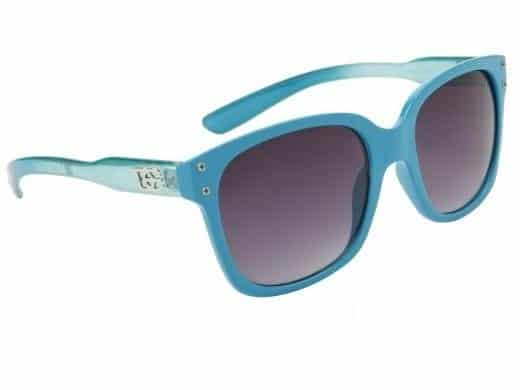 DE Retro Hollywood (turkis) - Wayfarer solbrille
