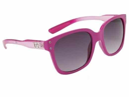 DE Retro Hollywood (rosa) - Retro solbrille