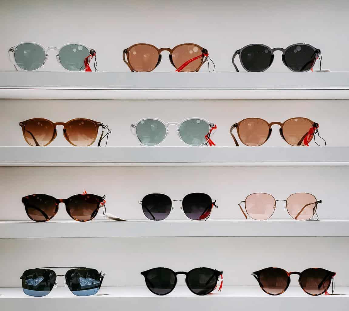 beste solbriller på nett